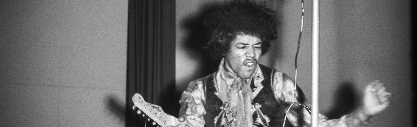 A Quiet New York Gets A Clear, Beautiful Hendrix Tribute