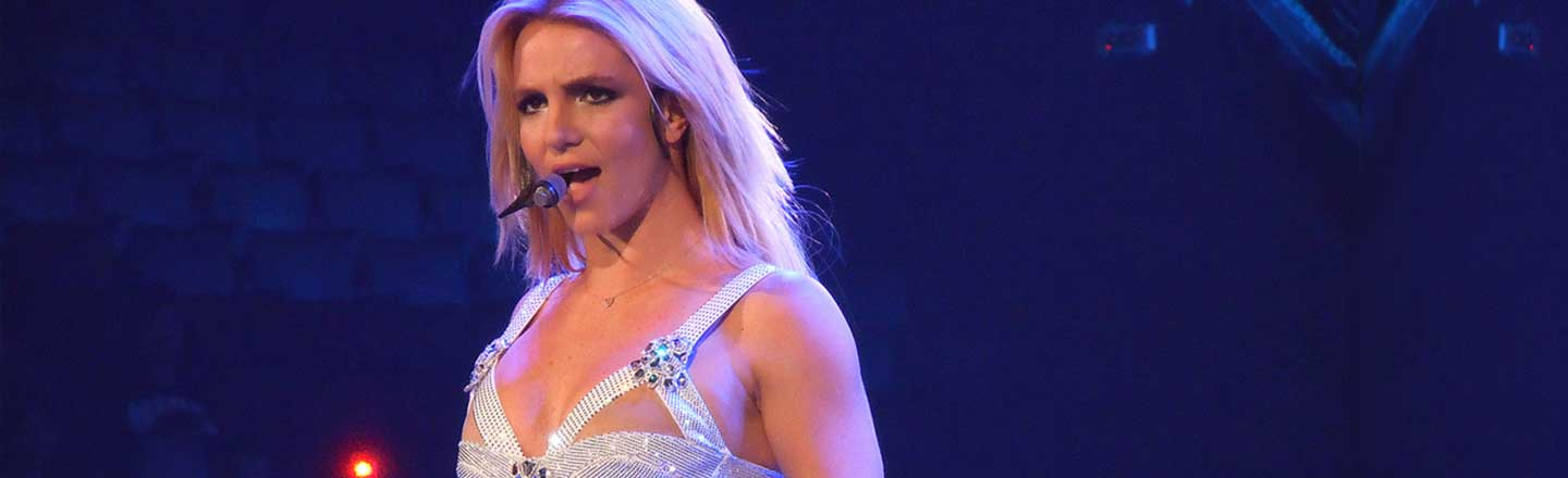 Britney Spears Is Hopefully One Step Closer To Being Free