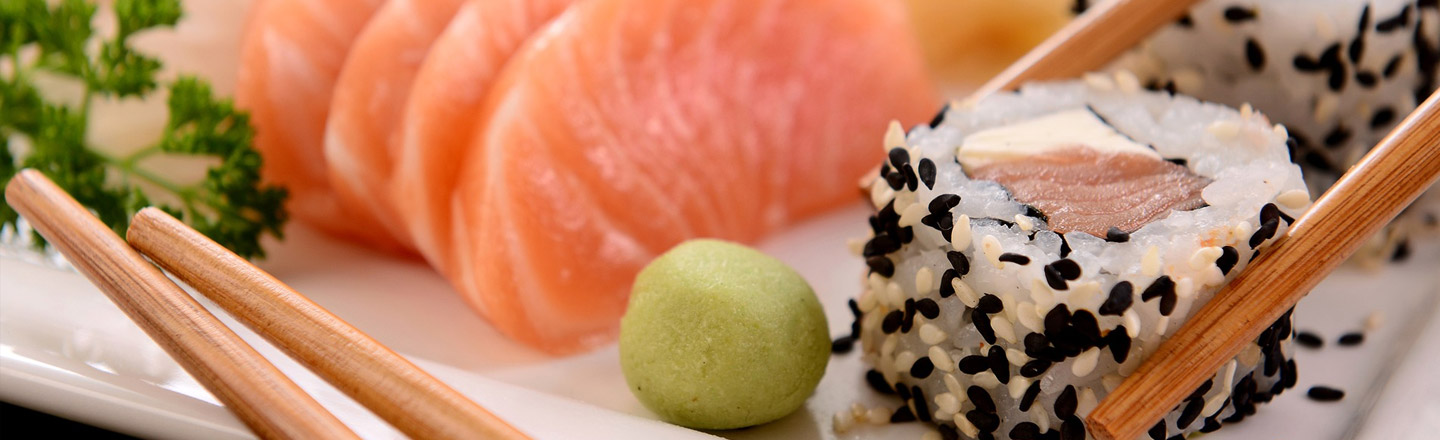 There's Gourmet Sushi For Dogs (Who Lick Their Own Butts)
