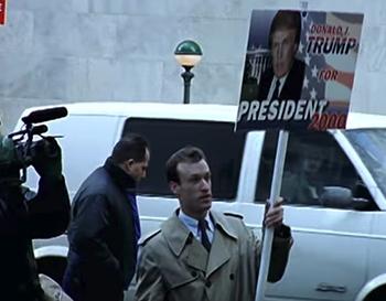 DONAIA/ TRUMP COR PRESIDENT 2000