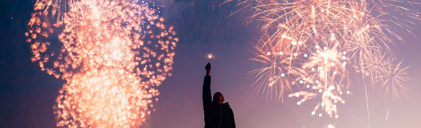 It's Not 4th of July; Knock It Off With The Fireworks
