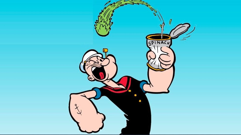 Hold Up ... Popeye Was A Real Guy?
