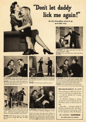 10 Psychotic Old Ads That Basically Sold Child Abuse