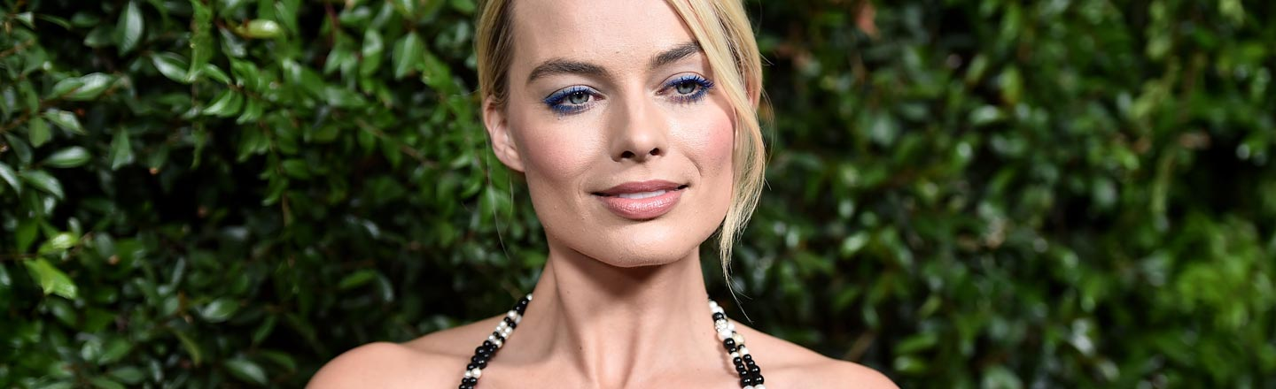 Margot Robbie's Playing Barbie (Yes, There's A Barbie Movie)