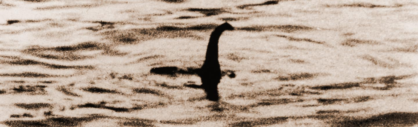 The Most Famous Loch Ness Monster Photo Is A Toy Submarine