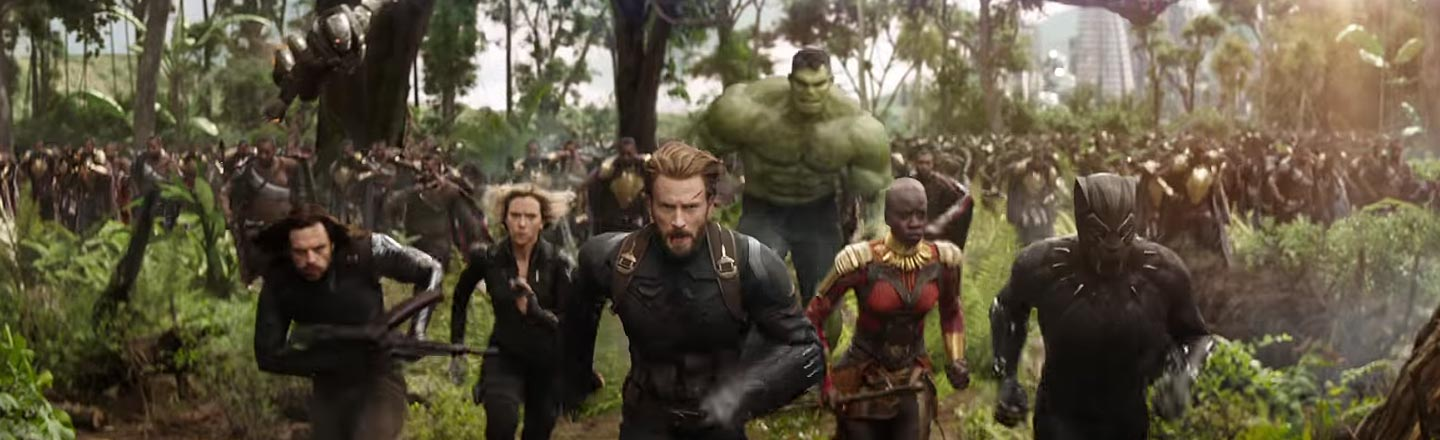 The 'Infinity War' Trailer Is Great, So Were These 6 Others