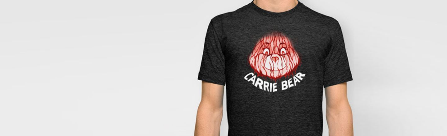 4 Spooky T-Shirts To Not Wear To A Halloween Party