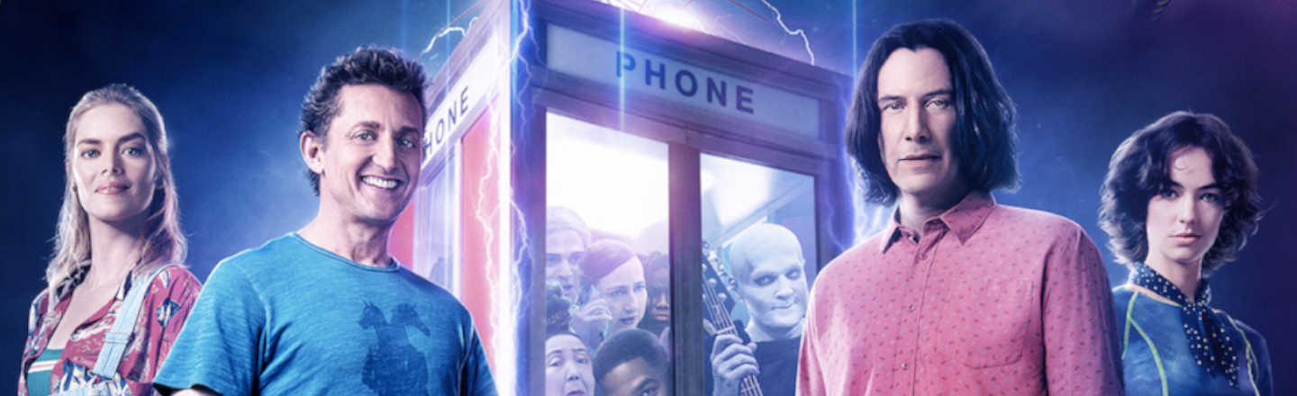The Good, The Bad, And The Bogus Of The New 'Bill & Ted' Trailer