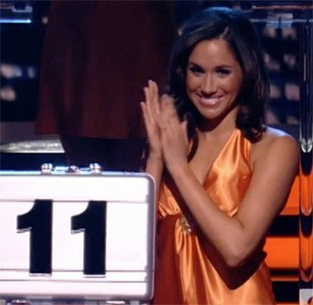 5 'What?' Side Projects From The Most Famous People Of 2020 - Meghan Markle on Deal or No Deal