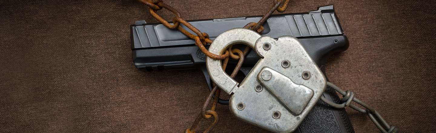 5 Reasons Gun Control In The United States Is A Lost Cause