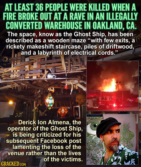 The 13 Most Insane Things Happening Right Now (12/6/16)