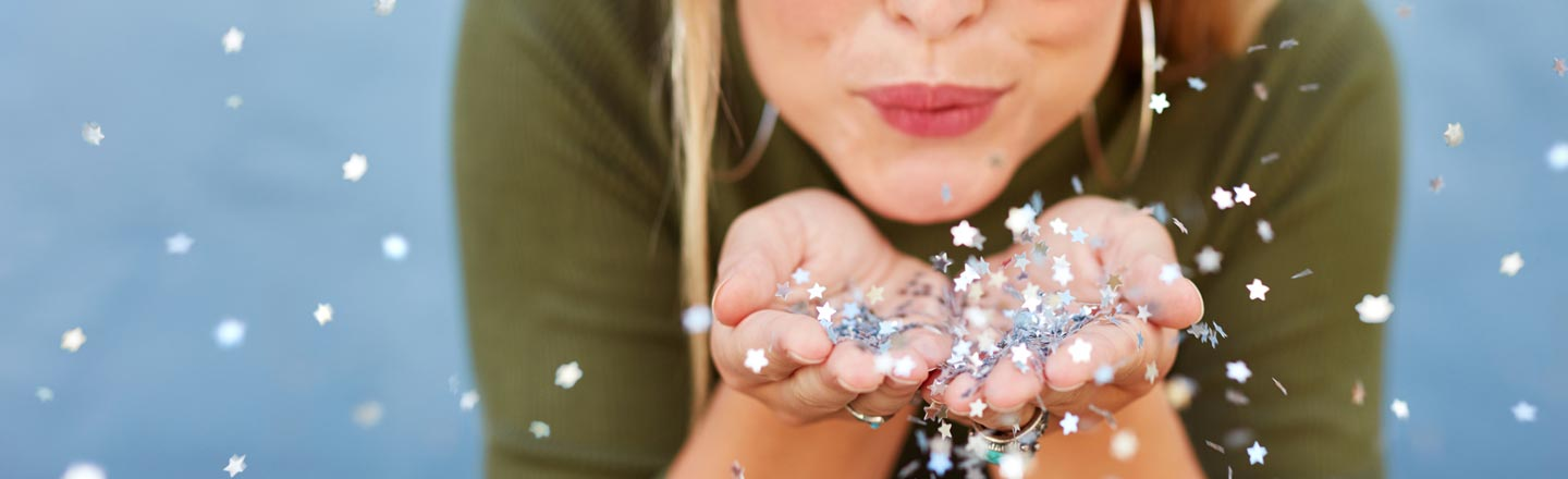 Sorry Katy Perry: Scientists Warn Glitter Is A Global Threat