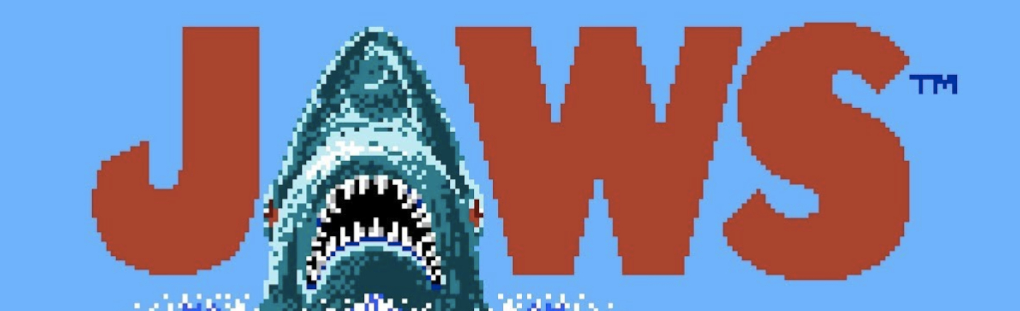 The Hilariously Bonkers History of 'Jaws' In Video Games