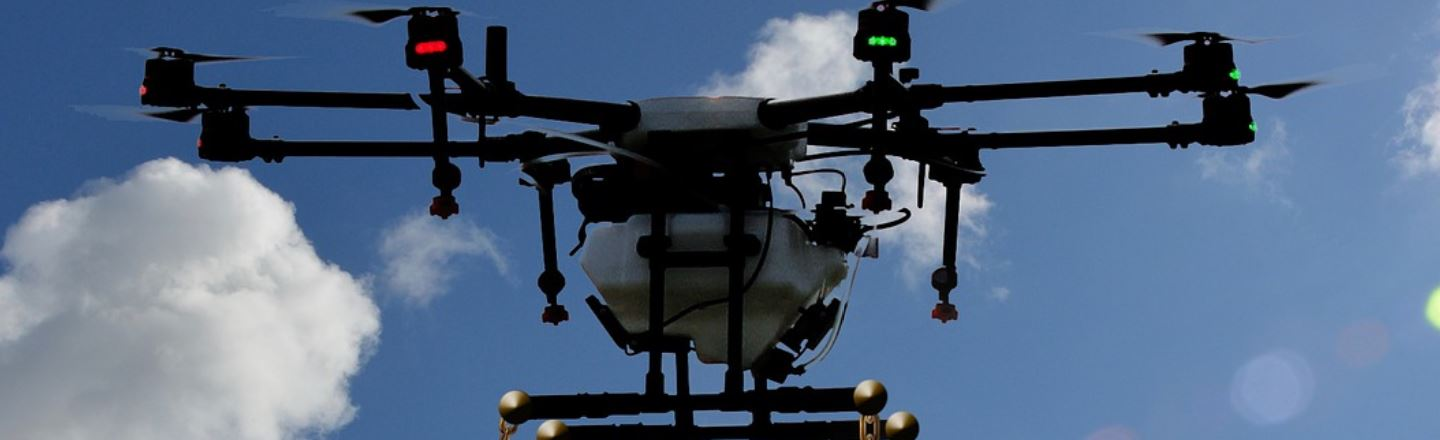 Will Delivery Drones Melt The Minds Of Florida Seniors?