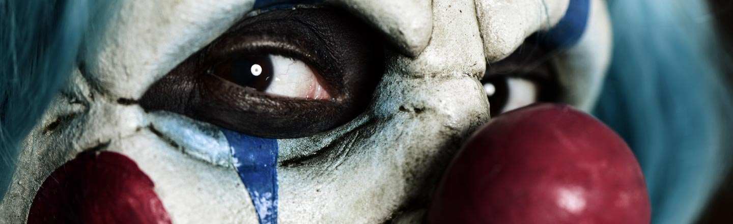 The Year The World Was 'Terrorized' By Scary Clowns (It Was 2016)
