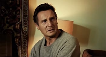 I have to wake up every day and not be Liam Neeson. Do you know what that does to a person?