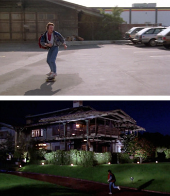 7 Creepy Details In Back To The Future (You Never Noticed)