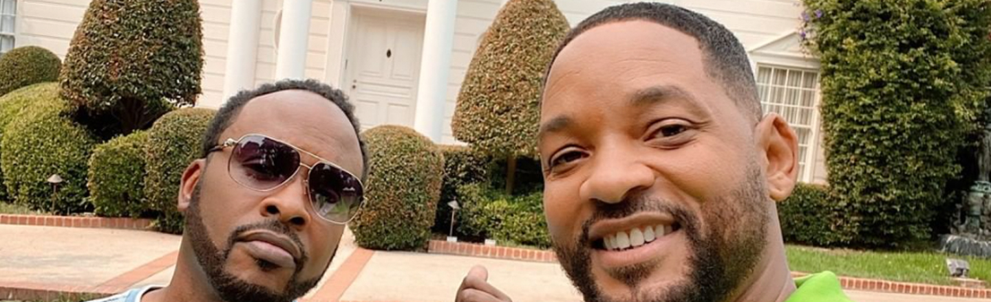 The Mansion From 'The Fresh Prince of Bel-Air' Is Now On Airbnb