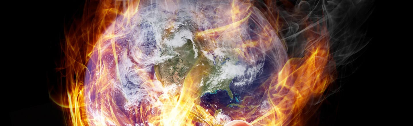 5 Crucial Things To Remember About Our Wretched Hellscape