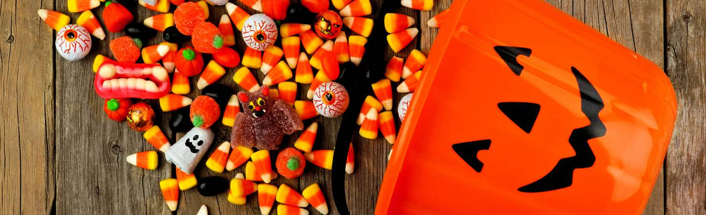 6 Facts About Halloween Candy Creepier Than Any Ghost Story