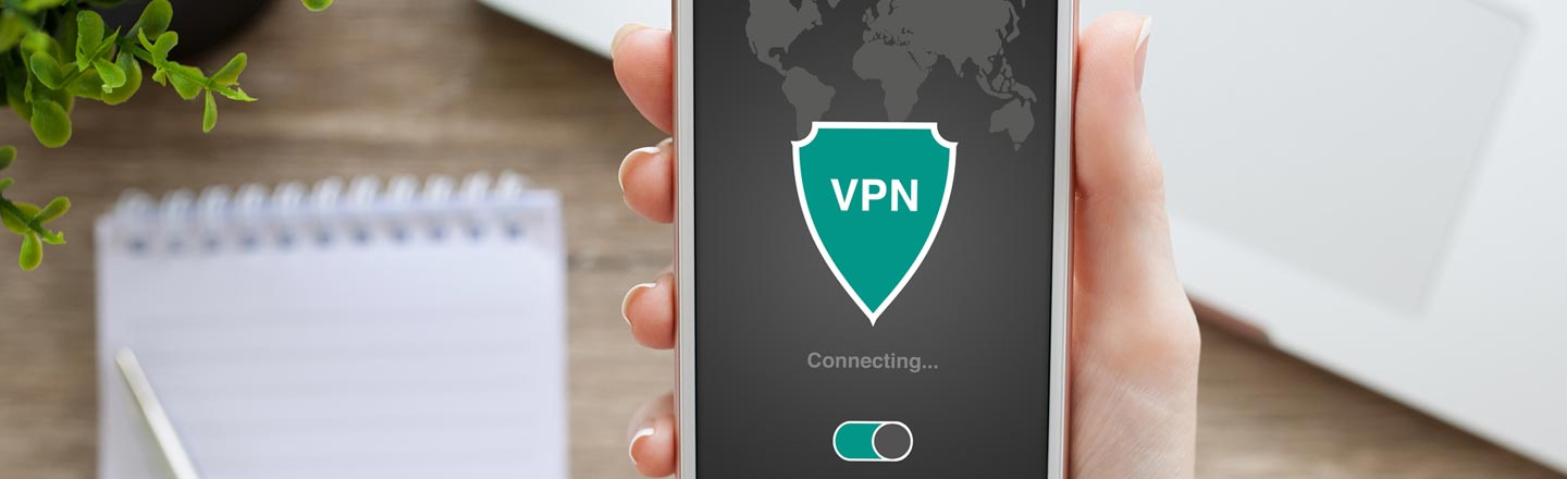 It's A Scary (Digital) World Out There, Get A VPN