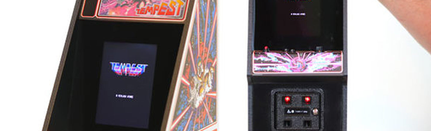 A Pocket-Sized Arcade Game? Here, Take All The Money