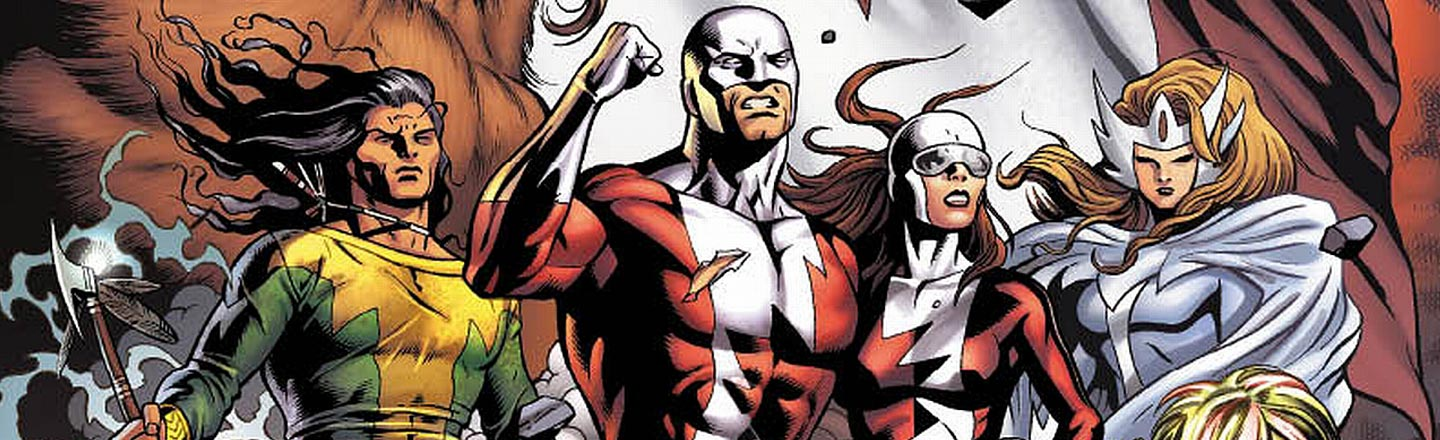 5 Marvel Superhero Teams We Should Be Giving Our Attention
