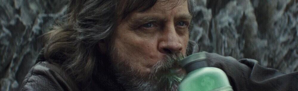 Luke Skywalker's Notorious Milk Bottle Was CGI, Apparently