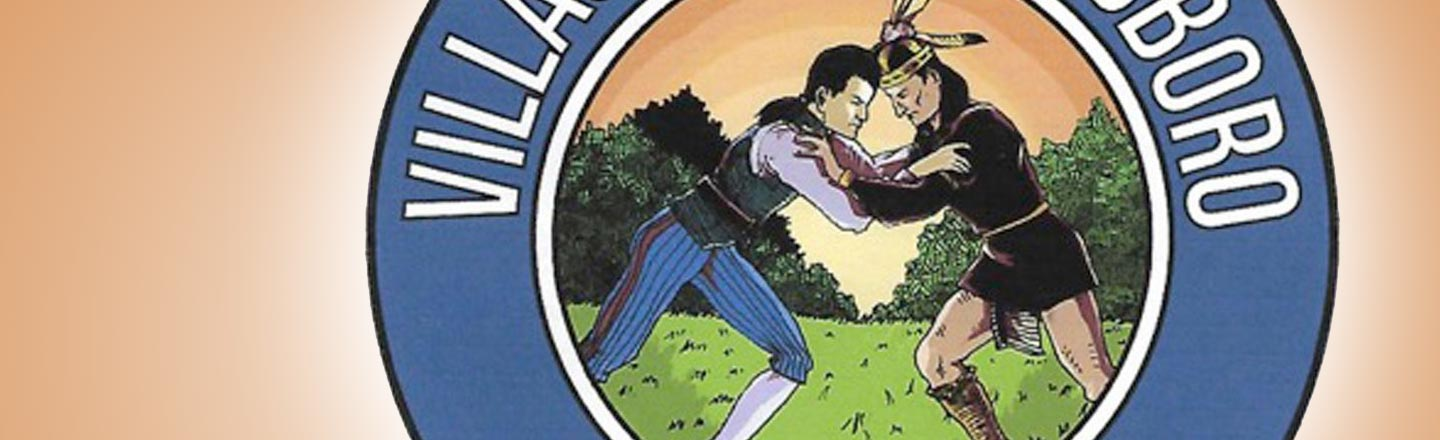 A Village's Controversial Official Seal Got Changed (Kinda)