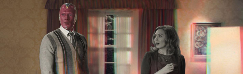 How 'Wandavision' Has Gone Full 'Twilight Zone'