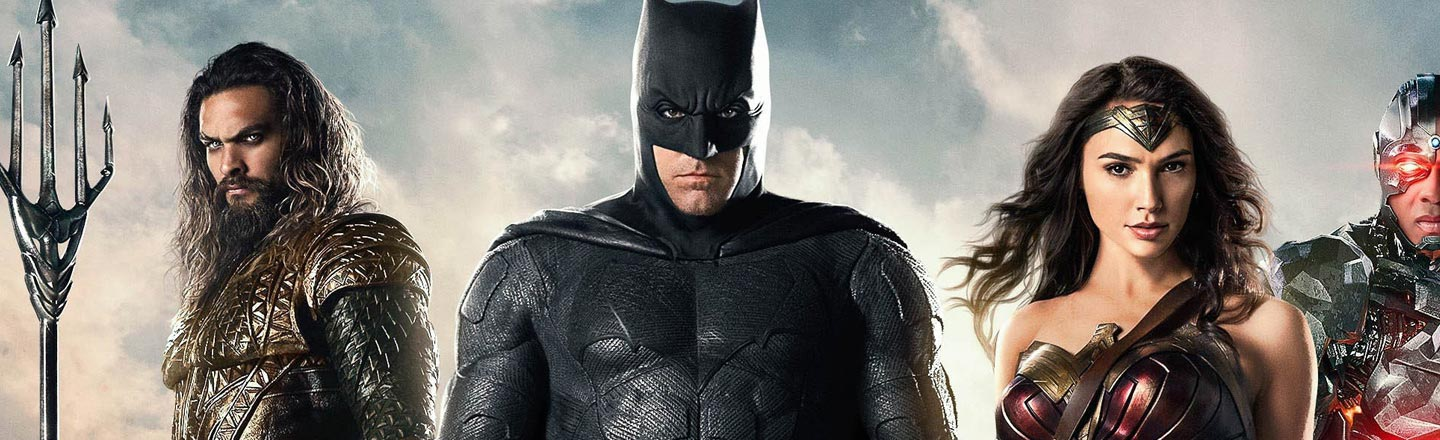 6 Justice League Actors (Who Had Hilarious Early Roles)