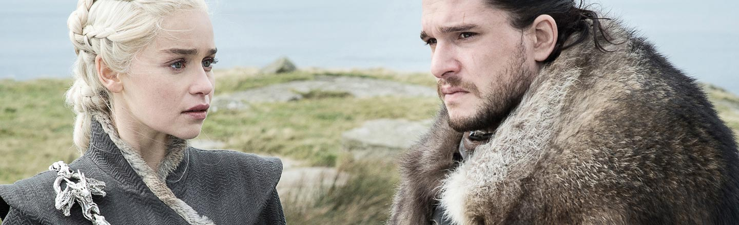 'Game Of Thrones' Sneakers Are A Thing Now