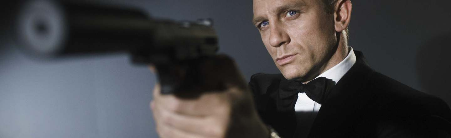 7 Insanely Dark James Bond Scenes They Hope You Forget