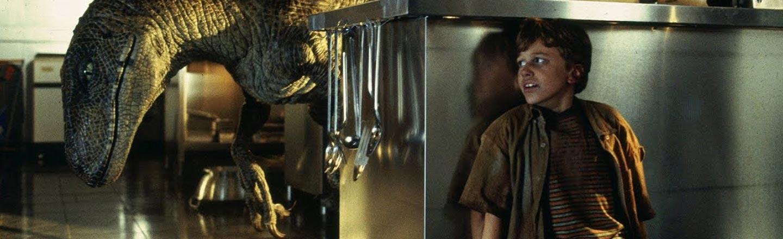 The Return Of Pint-Sized 'Jurassic Park' Tim?