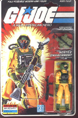 The 8 G.I. Joes Most Frequently Left In the Box