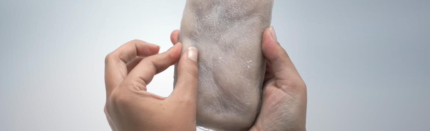 The Human Flesh Phone, For People Who Love Fear And Terror