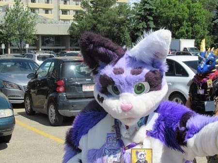 5 Things I Learned Attending A Furry Convention