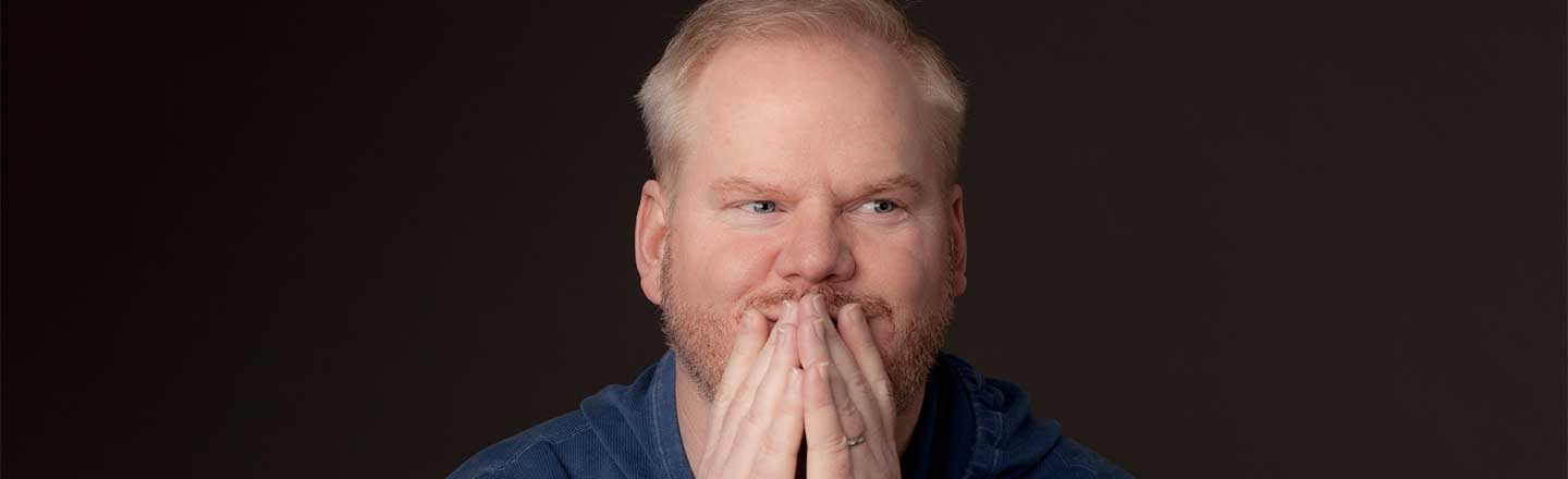 Even Jim Gaffigan, The World's Most Apolitical Comedian, Is Sick Of Trump