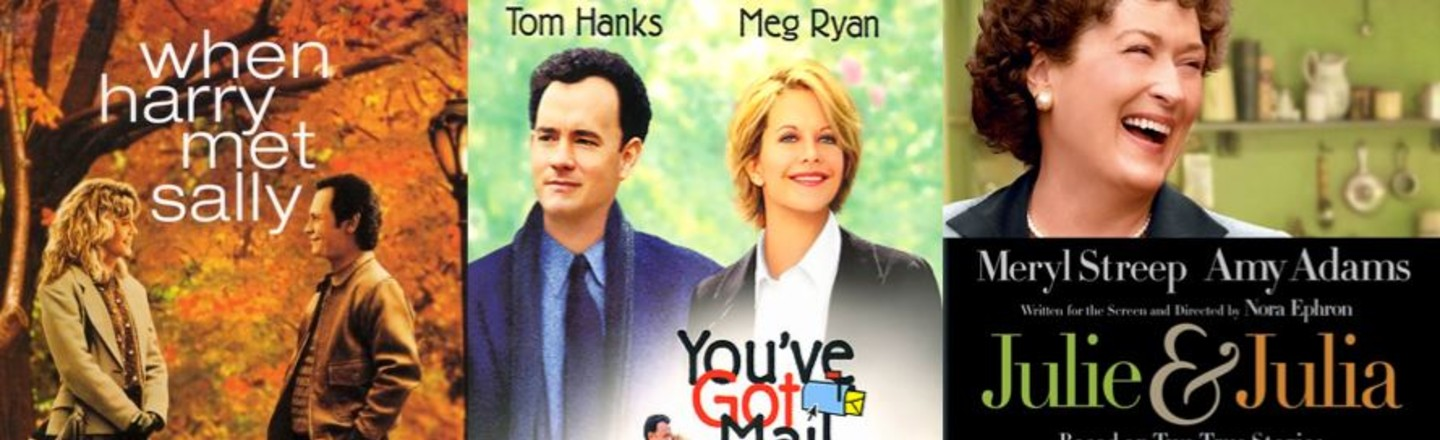 No One Figured Out Who 'Deep Throat' Was ... Except For Romcom Director Nora Ephron