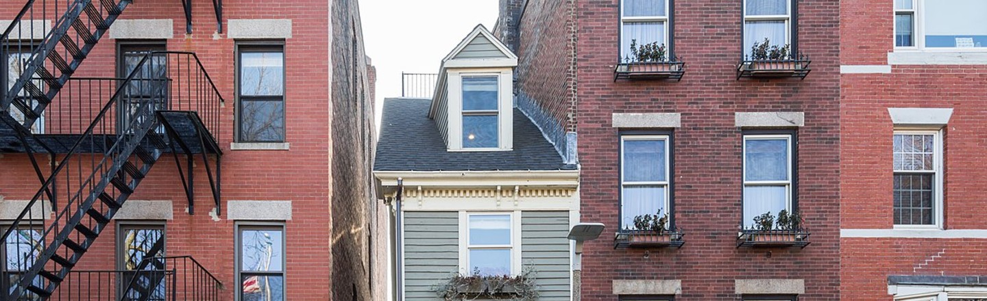 Spite Houses: The Architectural Monuments to People's Grudges