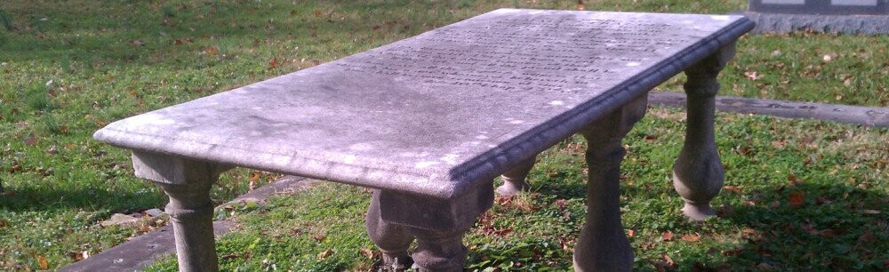 A Virginia Mystery Grave Has Led To Two Centuries Of Rumors And Legends