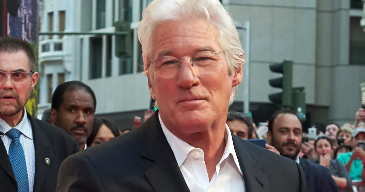 Well, They Cancelled Richard Gere's Mass Shooting Show