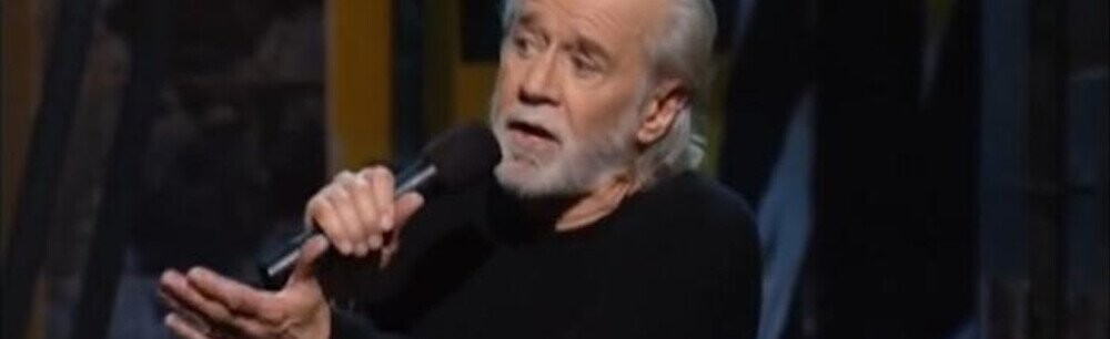 The Comedy Bit Too Dark For George Carlin