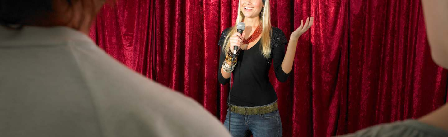 5 Insane Problems All Women In Comedy Deal With Eventually
