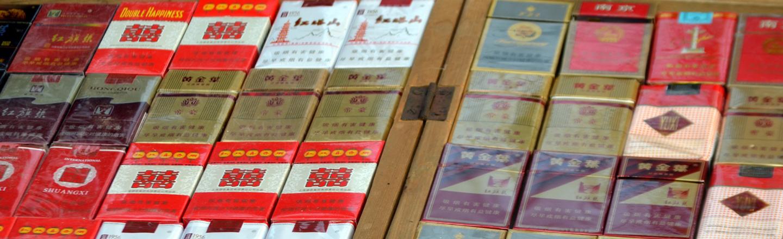 China Made Its Citizens Smoke 10 Million Cigarettes
