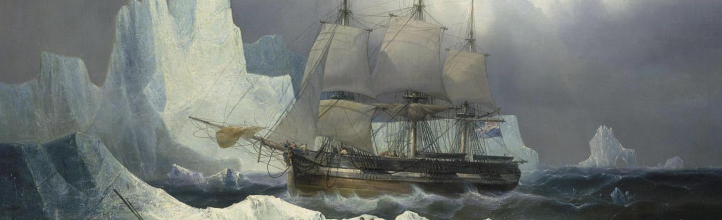 The Horrific Mystery Of The Arctic's Stupidest Expedition