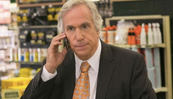 Though Henry Winkler is more likable than Michael Cohen any day of the week.