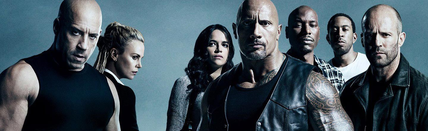 Fast And The Furious Actors Can Never, Ever Look Like Wimps