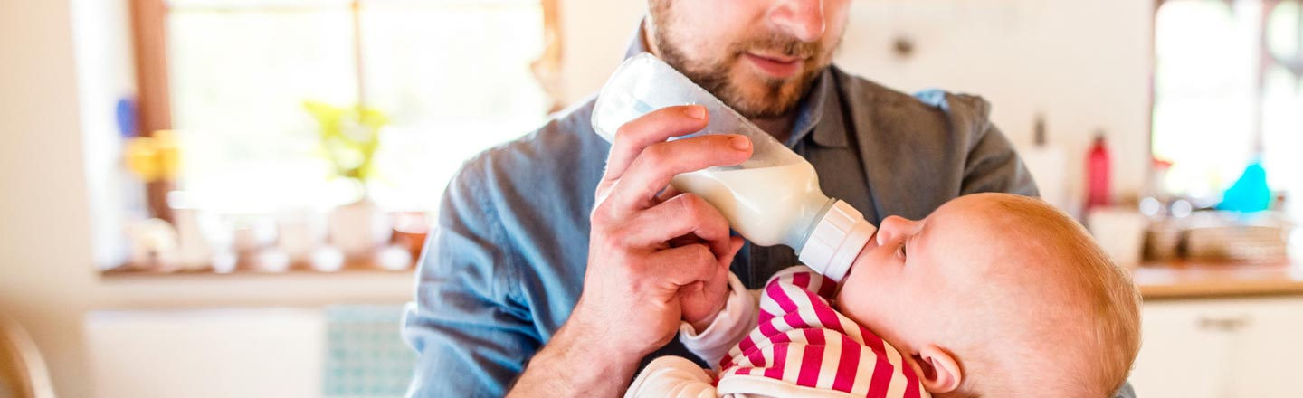 Moms Think You're Creepy: 5 WTF Side Effects Of Single Dads
