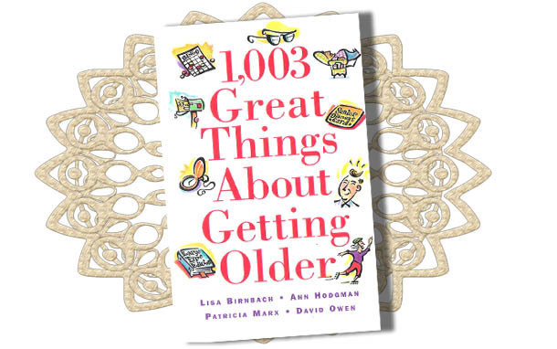 4 Hilarious Self-Help Books for Crazy Old People